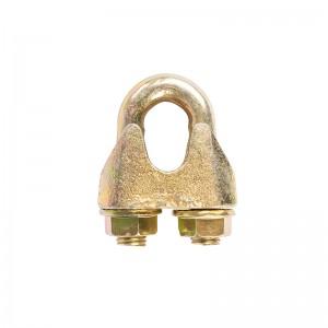 Зажим канатный d=16 мм DIN 1142